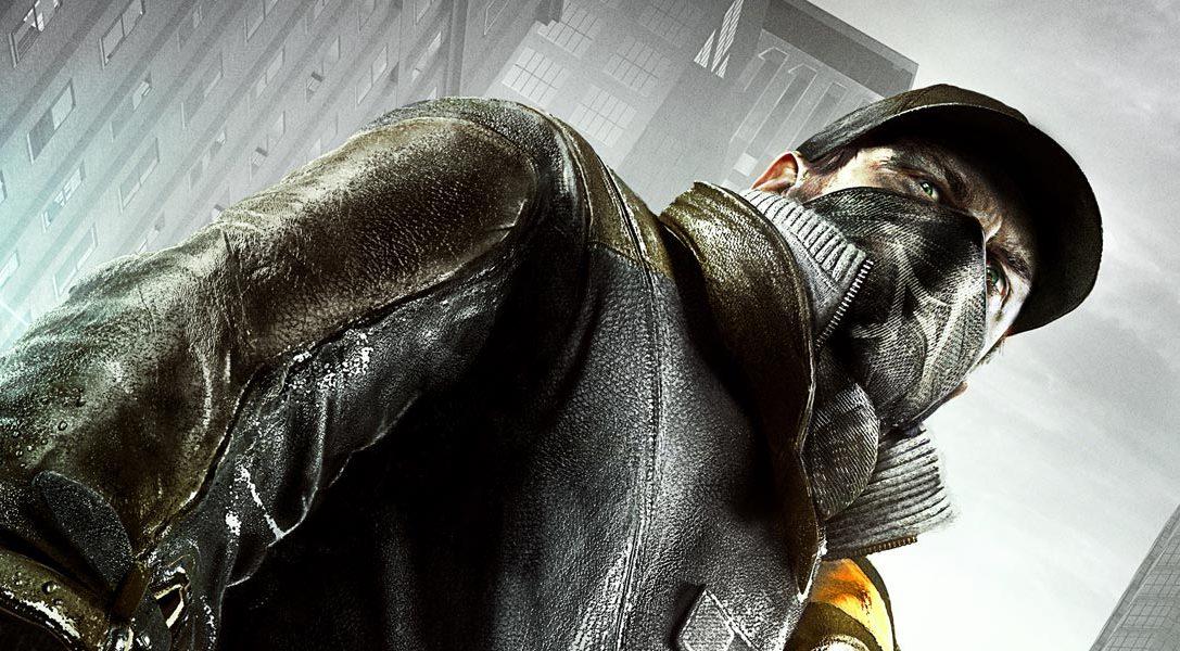 Watch_Dogs ya está disponible en PS4 y PS3