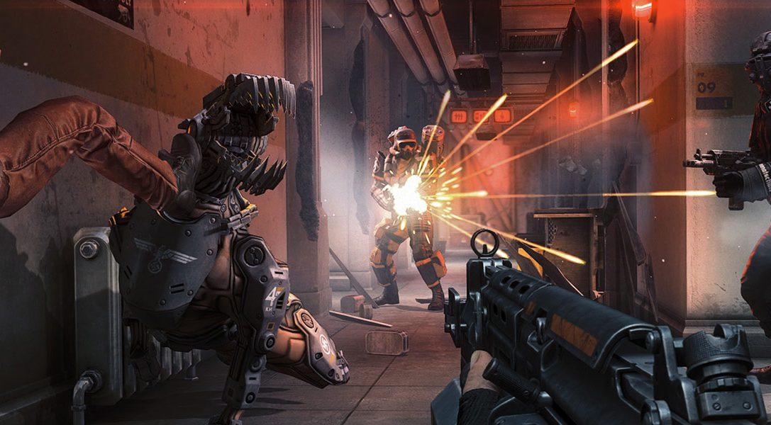 El legado de Wolfenstein continúa esta semana en PS3 y PS4