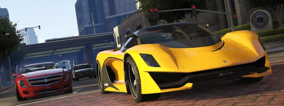 La actualización La Gran Vida de GTA Online ya está disponible