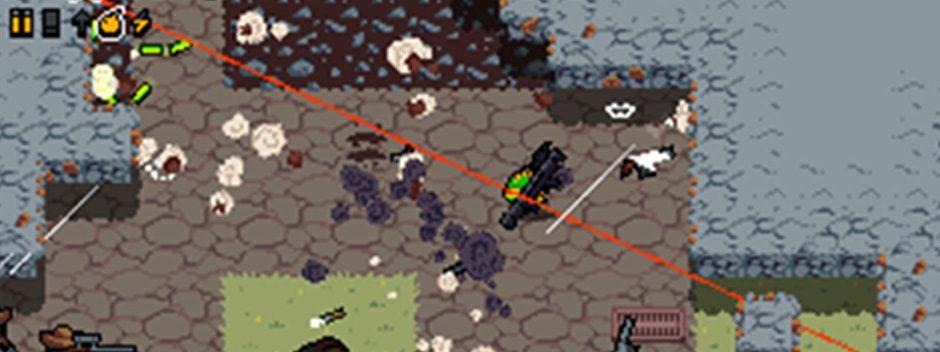 El divertido Nuclear Throne llegará a PS3, PS4 y PS Vita
