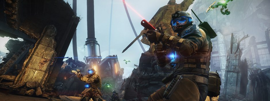 Hoy llega el mapa gratuito de Killzone Shadow Fall: 'The Canyon'