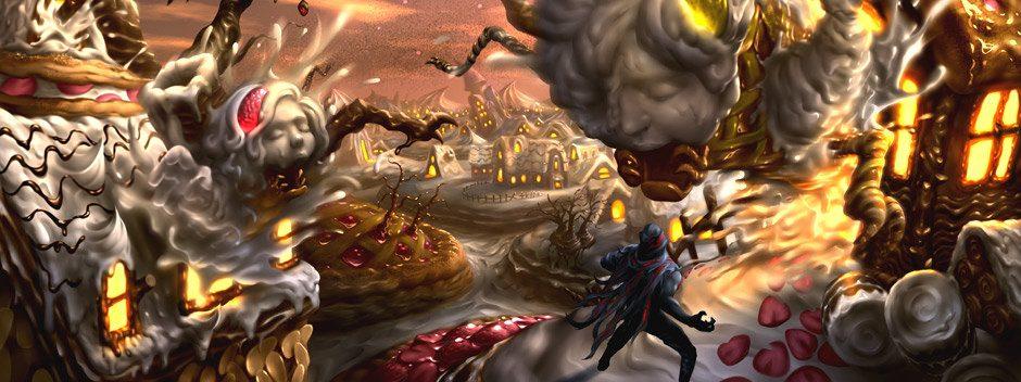 Soul Sacrifice Delta sale mañana a la venta para PS Vita