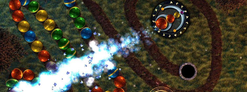 Sparkle 2, el juego de lanzar bolas y unir 3, llega a PS4 y PS Vita