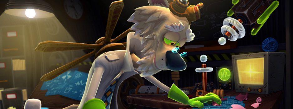 Explicamos la mecánica de juego de MouseCraft en el nuevo tráiler para PS Vita