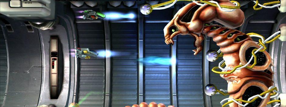 R-Type Dimensions irrumpe con fuerza en PS3 este mes