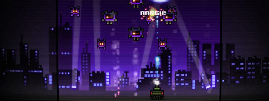 Titan Attacks! llega esta semana a PS3, PS4 y PS Vita