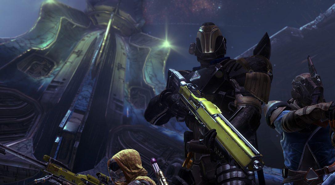 Vestido para matar – Armas y armaduras de Destiny