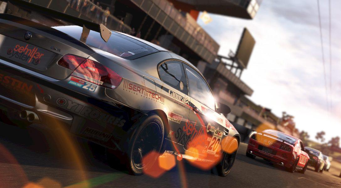 Echa un primer vistazo a Project CARS para PS4