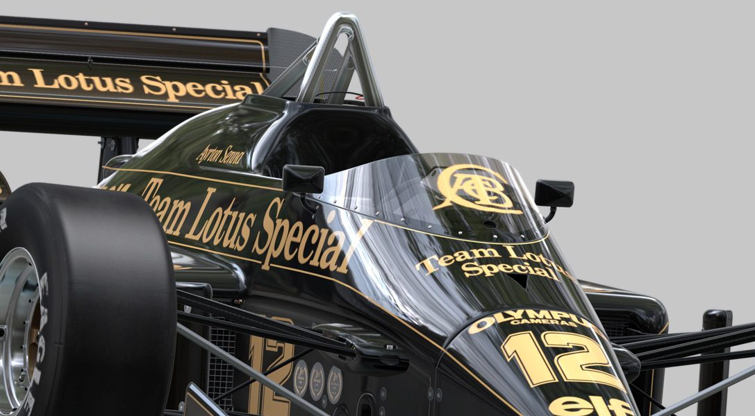 Gran Turismo 6 conmemora el 20 aniversario de Ayrton Senna