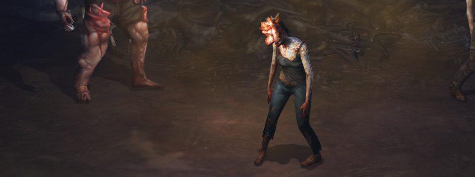 Os contamos cómo han llegado los chasqueadores de The Last of Us a Diablo III Reaper of Souls: Ultimate Evil Edition
