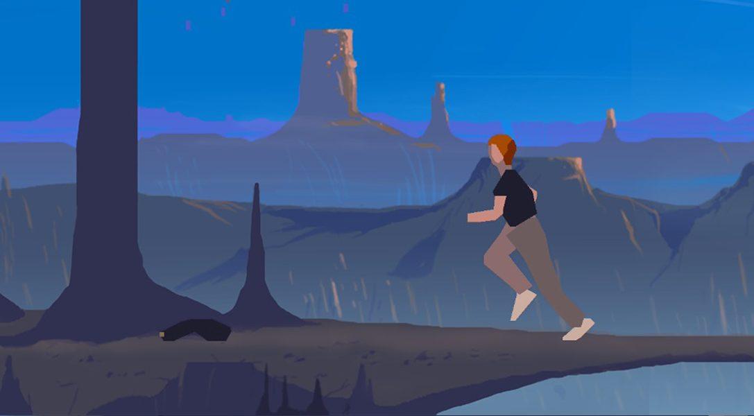 El clásico de plataformas Another World llega a PS4