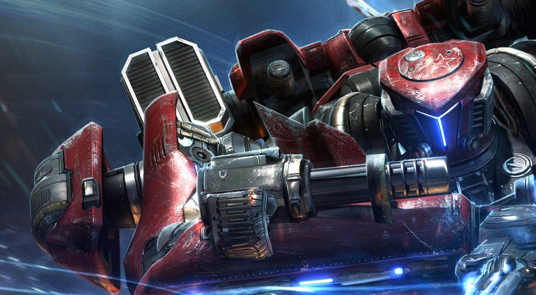 MechRunner llegará este verano a PS4 y PS Vita