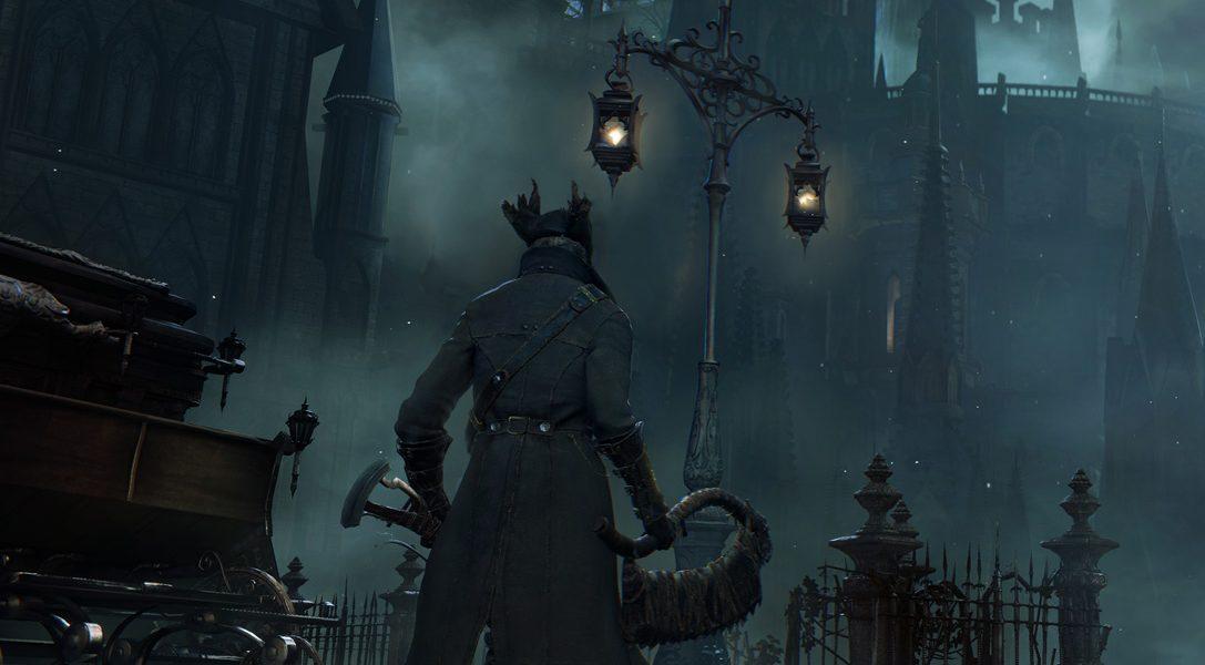 Más información sobre Bloodborne, que llegará a PS4 en exclusiva en 2015