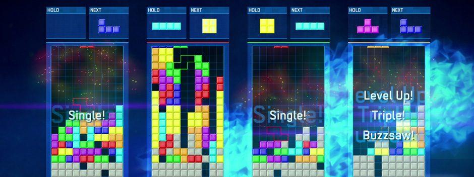 #E3MejorConPS4 – Tetris Ultimate se hará con un hueco en la biblioteca de PS Vita este otoño