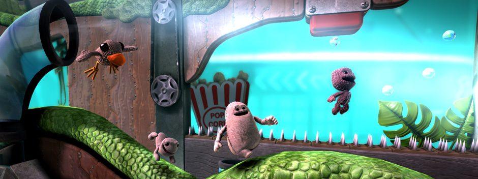 #E3MejorConPS4 – LittleBigPlanet 3 muy pronto en PS4