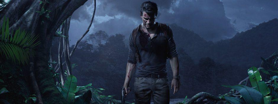 #E3MejorConPS4 –  Estreno del tráiler de Uncharted 4: A Thief's End en el E3 2014