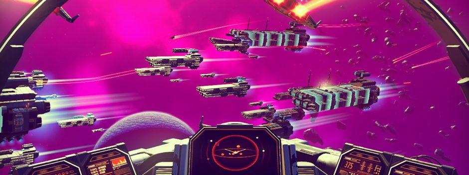 #E3MejorConPS4 – No Man's Sky estará en PS4