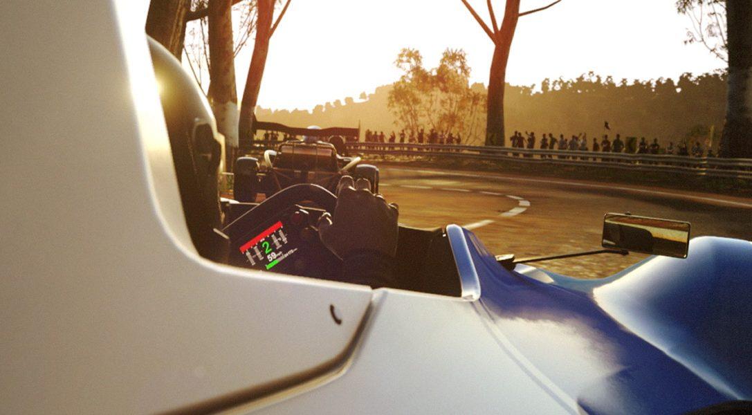 51 detalles sobre DRIVECLUB que te dejarán maravillado