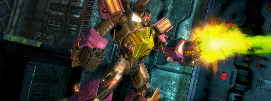 Nuevo vídeo de Transformers: The Dark Spark