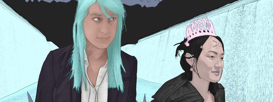 Os presentamos One Way Trip para PS4, Vita: Un viaje alucinógeno hacia la muerte