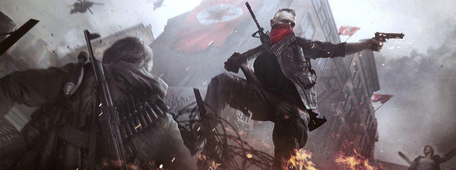 Se presenta la continuación del FPS Homefront: The Revolution para PS4