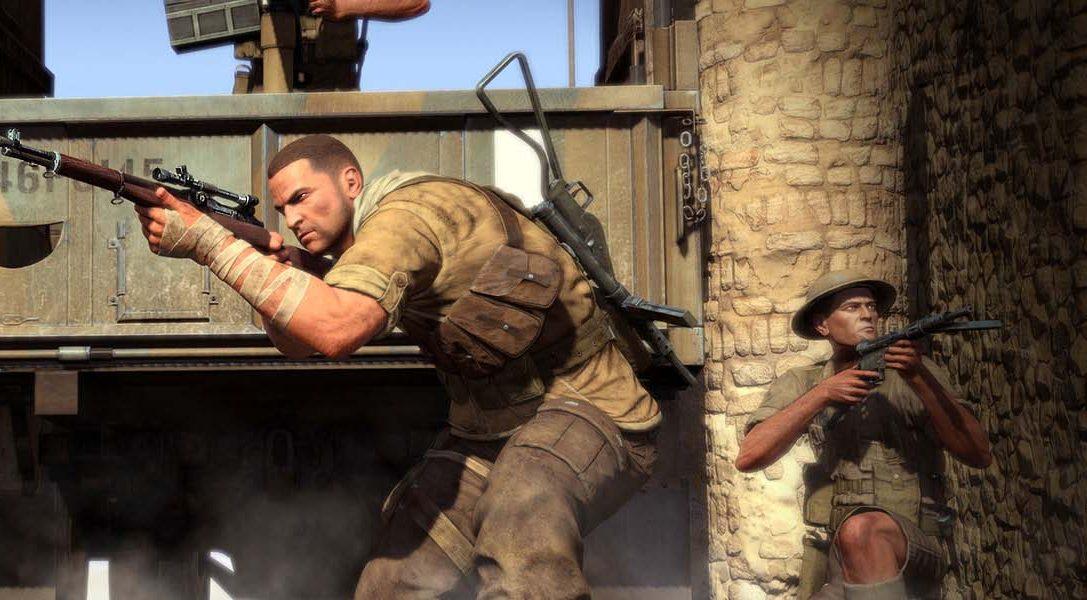 Todo lo que necesitas saber acerca de Sniper Elite 3, que saldrá a la venta esta semana.