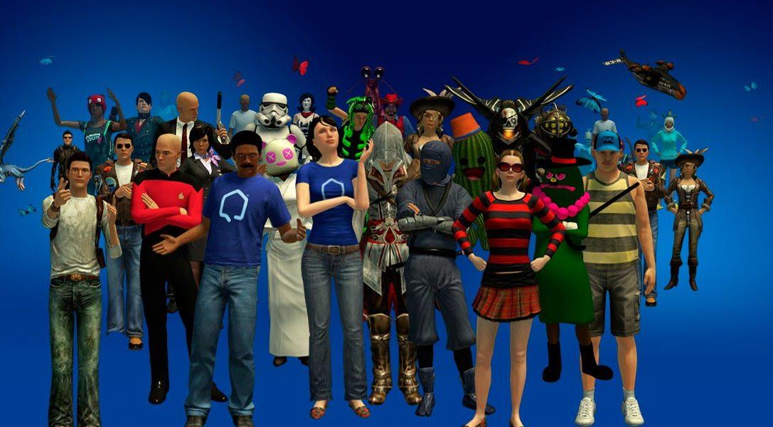 Actualización de PlayStation Home: Vuestro propio gimnasio