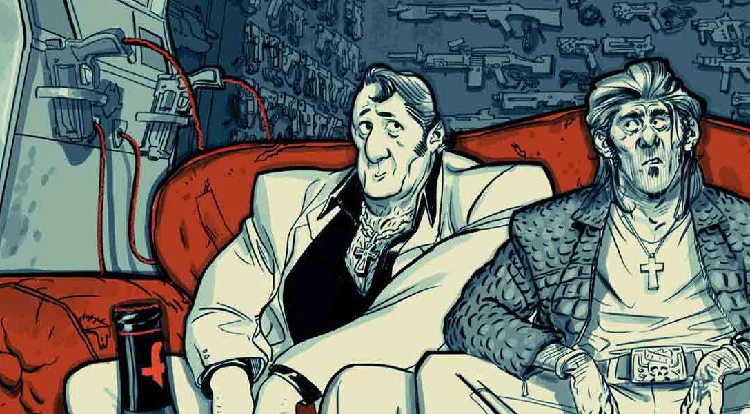 Blue Estate llega mañana a PS4 – Ve el tráiler de lanzamiento