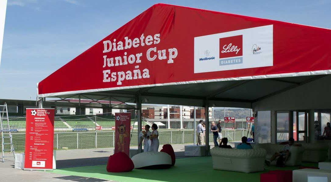 Arranca la III Lilly Diabetes Cup España de Fútbol con la colaboración, un año más, de PlayStation