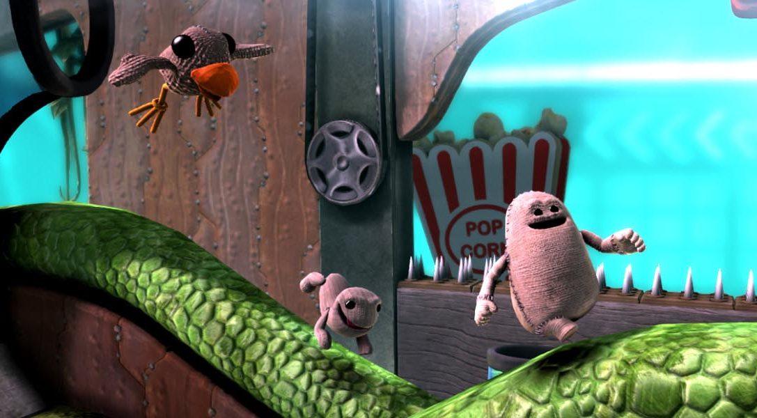 Un vistazo más de cerca a los nuevos personajes de LittleBigPlanet 3