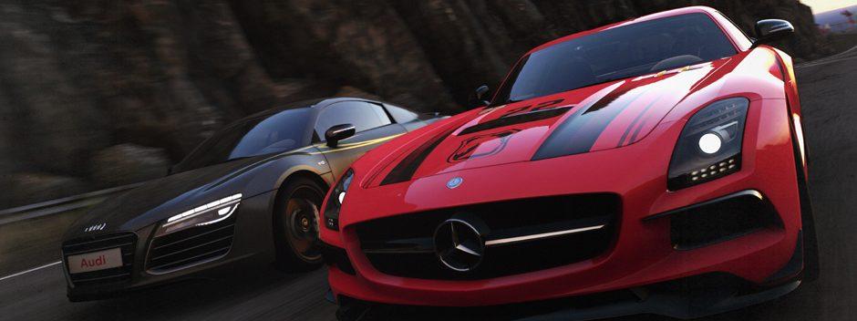 ¿Quieres probar DRIVECLUB y conducir un Mercedes CLA 45 AMG?