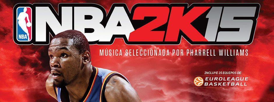 Salta a la cancha con NBA 2K15