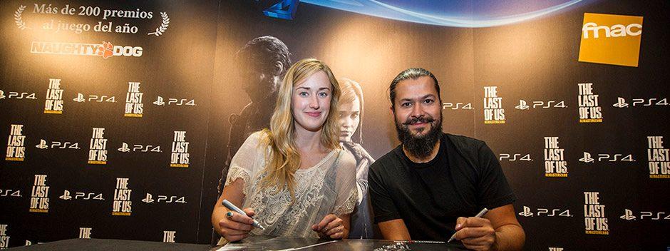 Entrevistamos a Arne Meyer y Ashley Jonhson acerca de The Last of Us Remasterizado