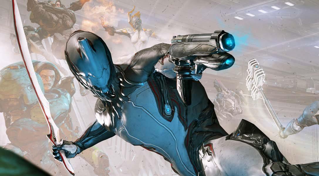 Warframe para PS4 dispondrá hoy de una actualización con armas y desafíos nuevos