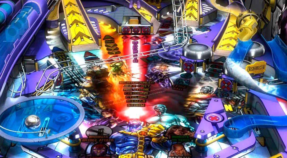 La semana que viene llega una gran actualización de mesas para Zen Pinball 2 en PS4