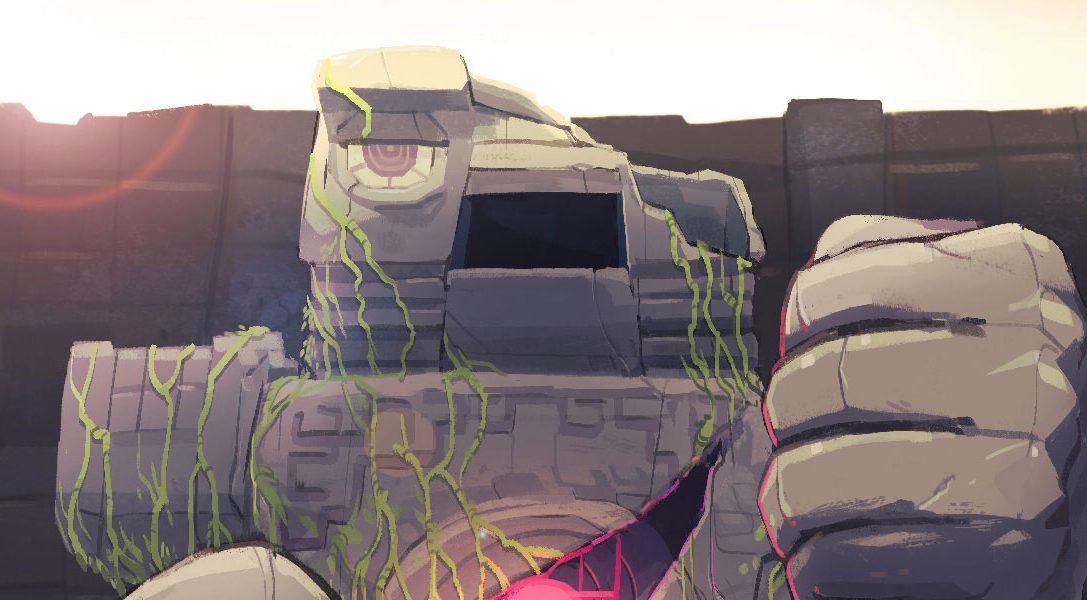 Una flecha, una vida, multitud de jefes, ¿podréis sobrevivir a Titan Souls en PS4/ Vita?