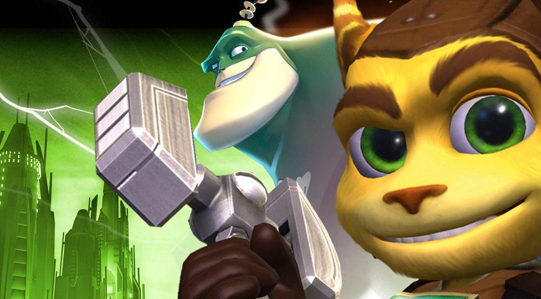 The Ratchet & Clank Trilogy se estrena hoy en PlayStation Vita