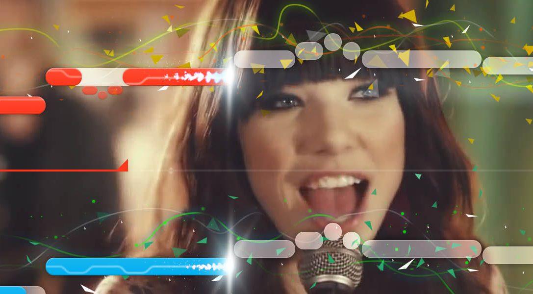 Presentamos el nuevo tráiler de Singstar para PS4