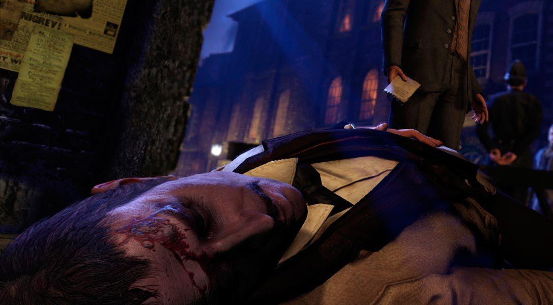 El nuevo tráiler de Sherlock Holmes: Crimes and Punishments muestra el juego en PS4