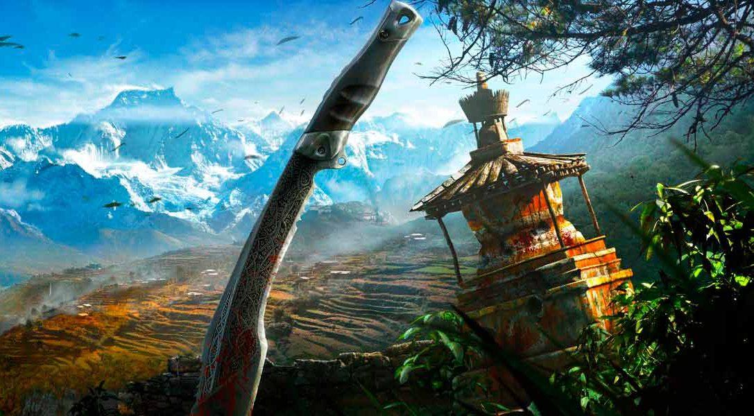 Nuevo vídeo de Far Cry 4: Cómo Ubisoft da forma a Kyrat