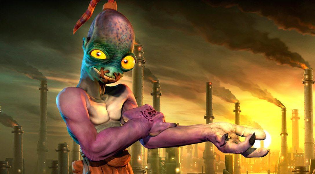 Lo último en PlayStation Store: Oddworld, Crown of the Sunken King y más