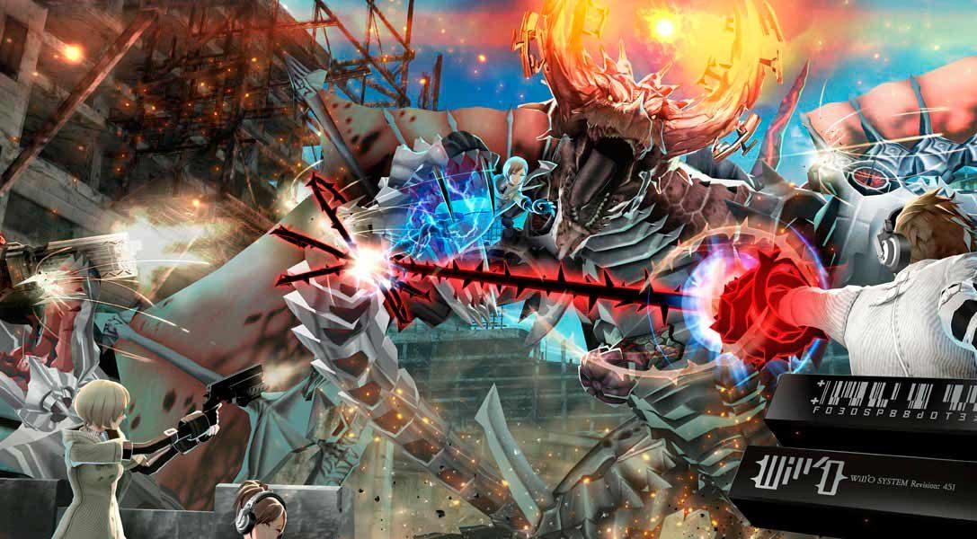 Freedom Wars para PS Vita tendrá formato físico