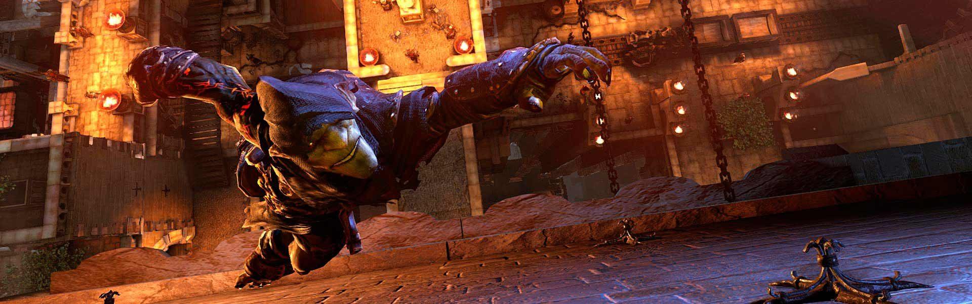 Primer contacto con la aventura de sigilo Styx, próximamente en PS4