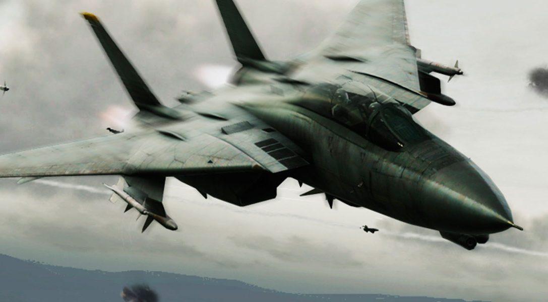 Ace Combat Infinity recibe nuevo contenido y un evento de duelo a muerte por equipos