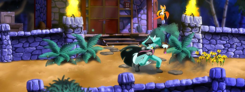Dust: An Elysian Tail llegará próximamente a PS4