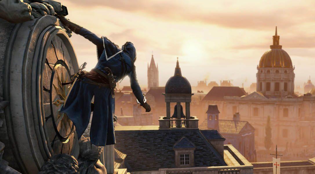 El nuevo vídeo de Assassin's Creed Unity muestra detalles del multijugador cooperativo