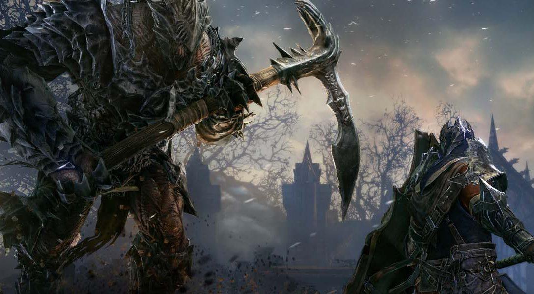 ¿Cuán difícil es el RPG de acción para PS4, Lords of the Fallen?