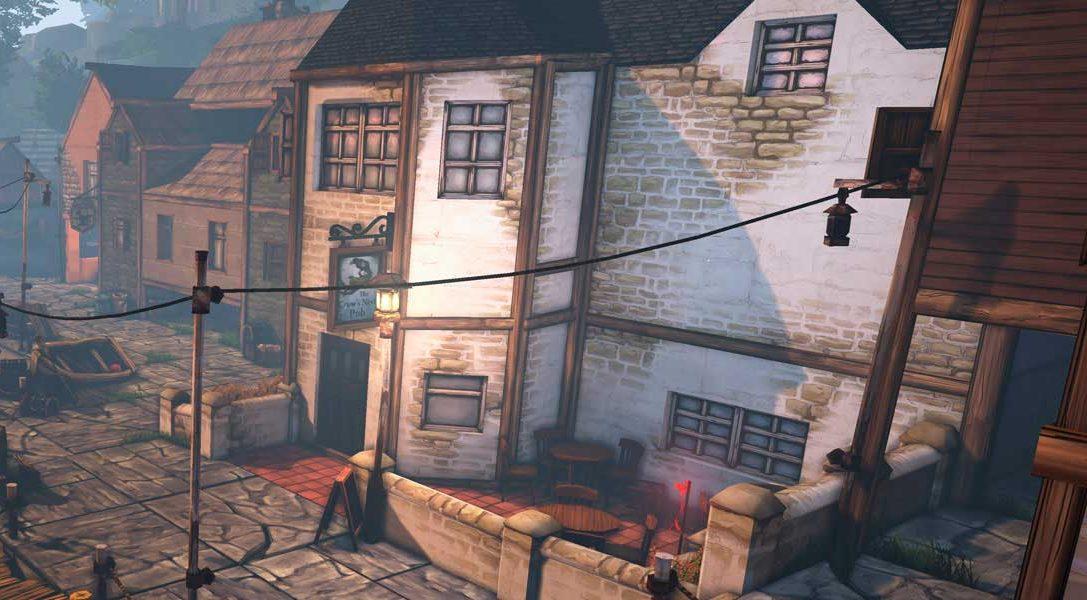 La aventura de exploración Ether One llegará pronto a PS4