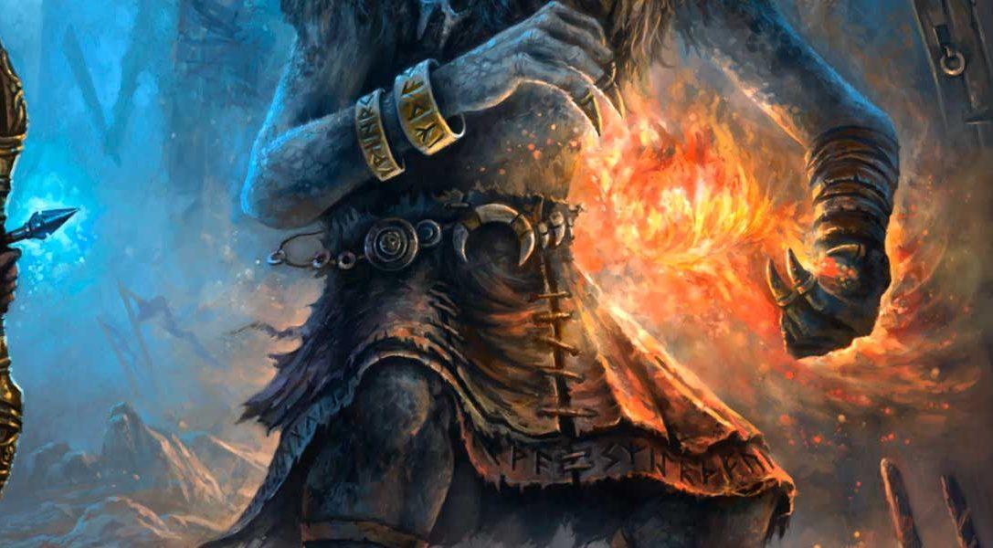 El juego de rol de fantasía Runemaster hará su debut para PS4