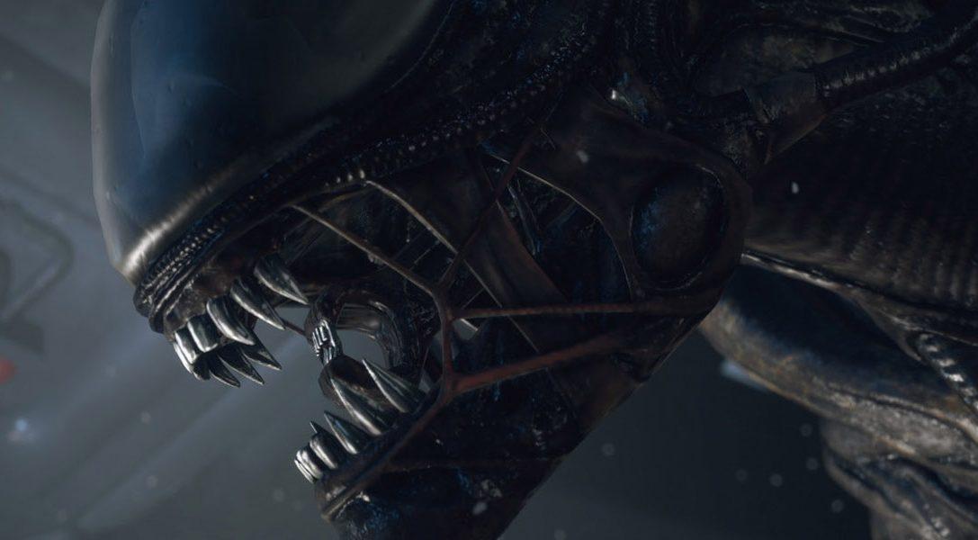 Mira el nuevo tráiler de Alien: Isolation